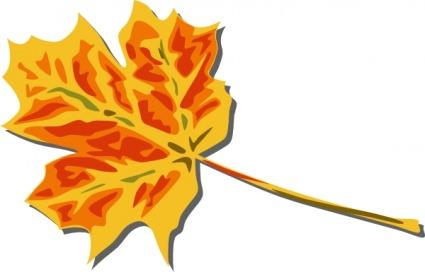 falling leaves clip art clipart best