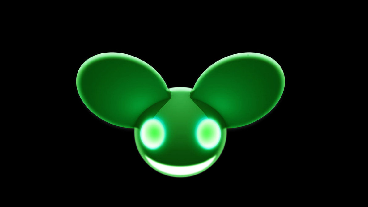 deadmau5 green wallpaper - photo #14