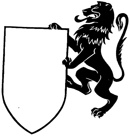 Coat Of Arms Blank - ClipArt Best