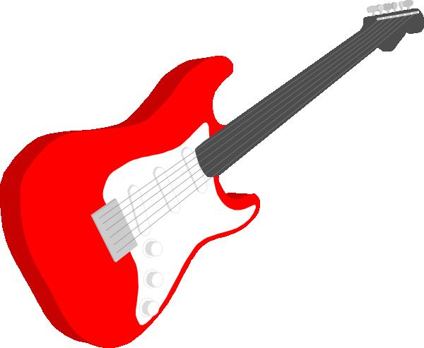 Guitar clip art - vector clip art online, royalty free & public domain