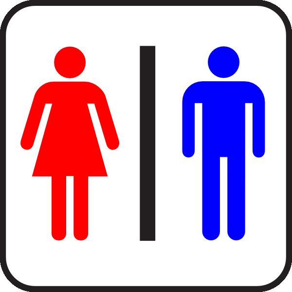 clipart wc uomini - photo #35