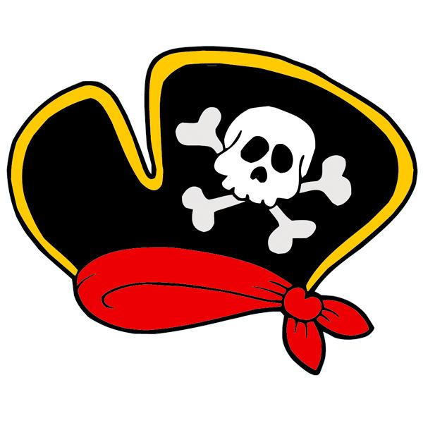 Chapeau Pirate - ClipArt Best
