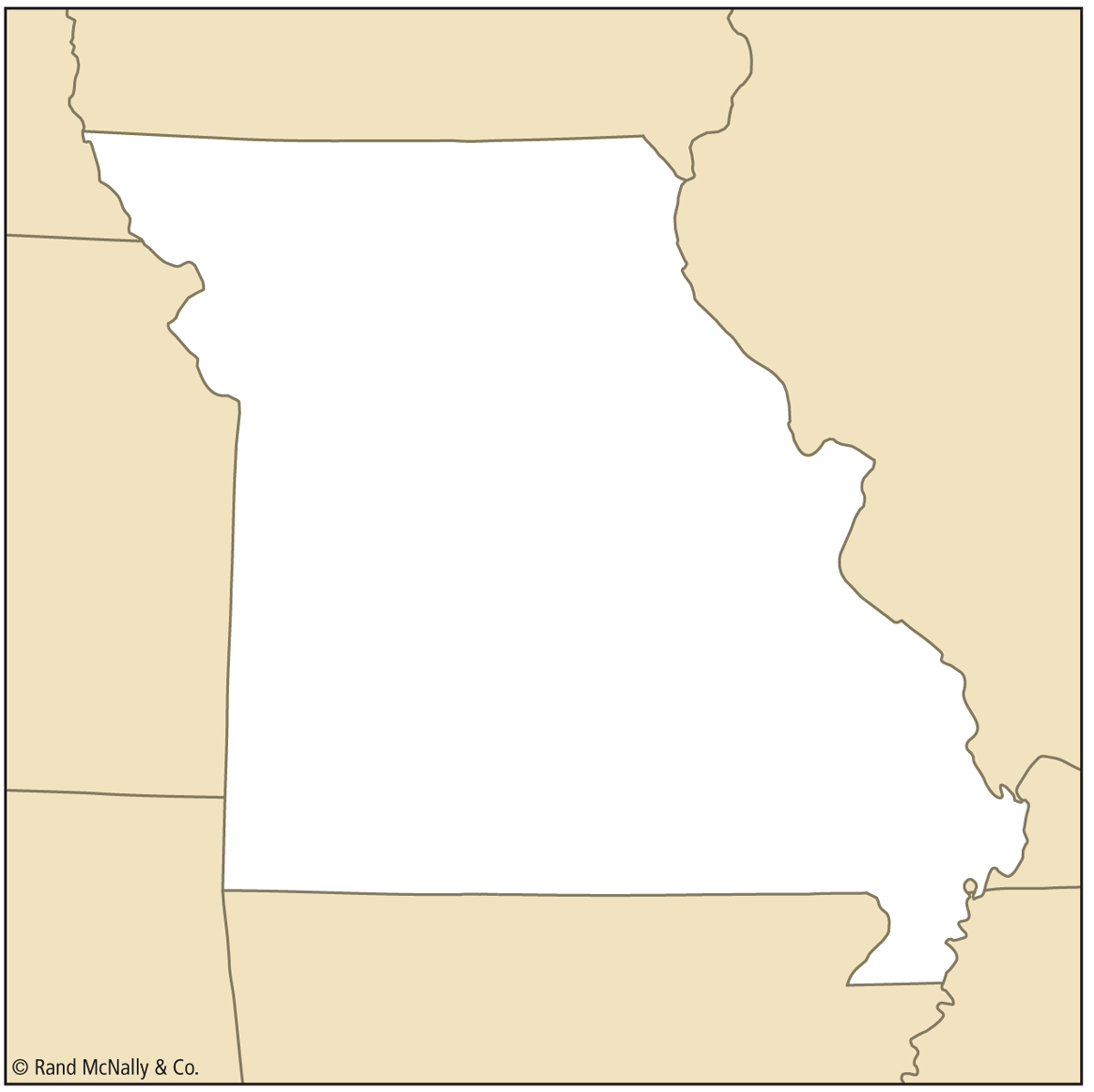 OUTLINE OF MISSOURI  ClipArt Best