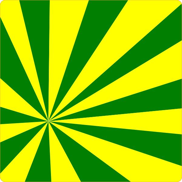 yellow rays vector - photo #18
