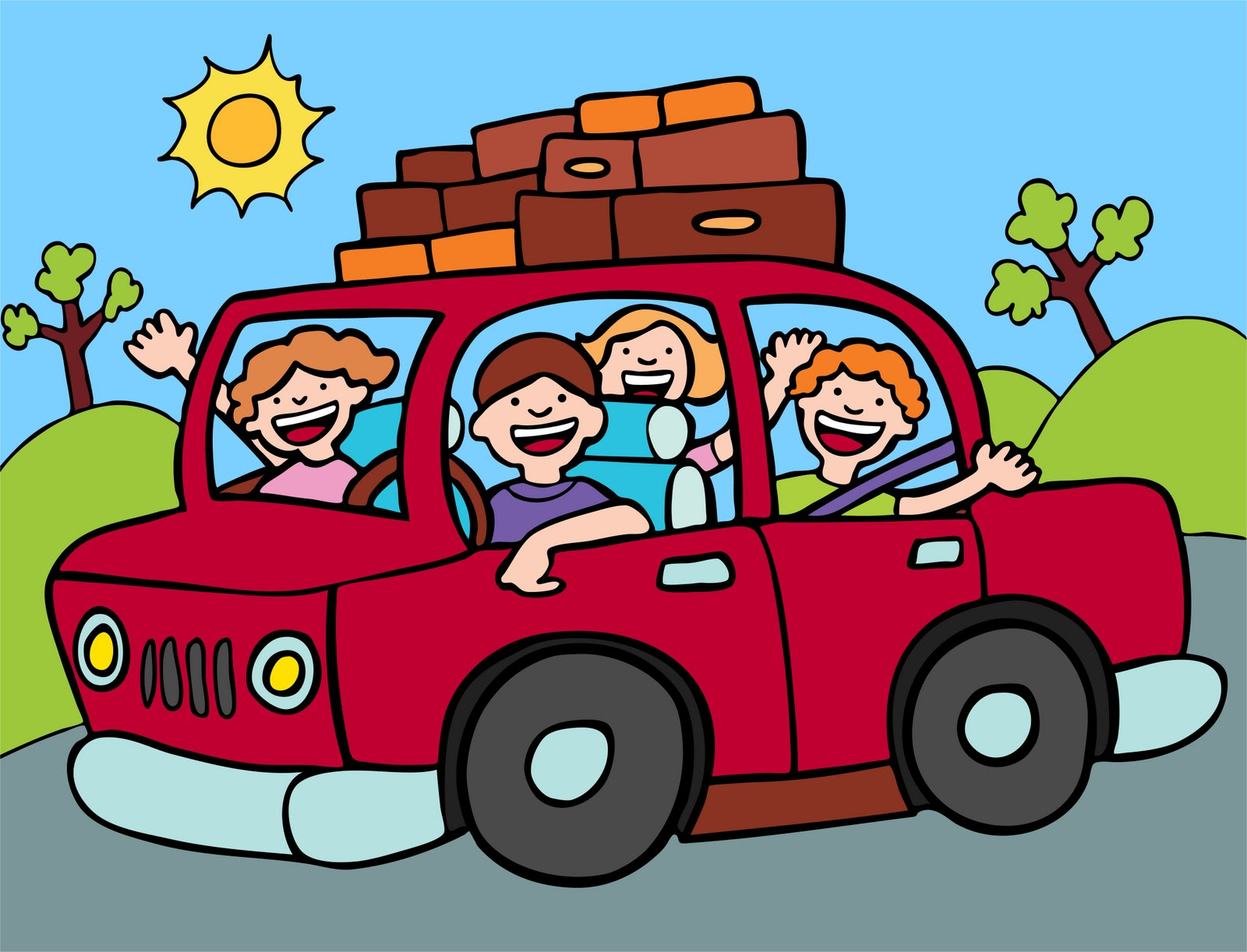 Animated Picture Of A Family - ClipArt Best