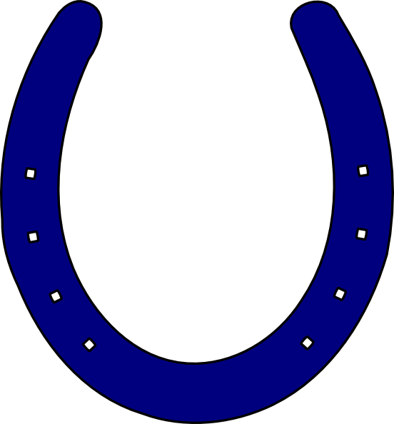 Horseshoe Clip Art Vector Free - Free Clipart Images