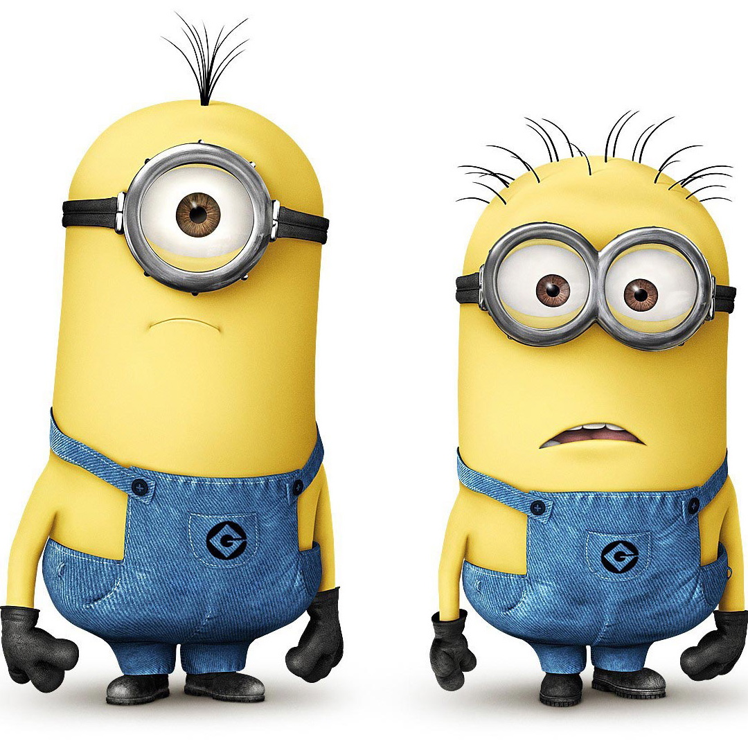animated minions clipart - photo #13