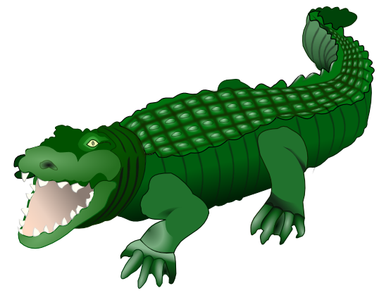 Cartoon Alligator Clip Art - ClipArt Best