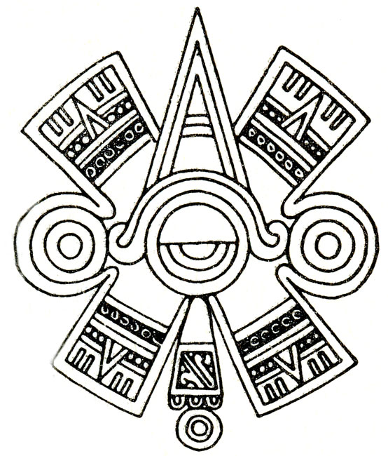 imgs for gt aztec symbols for strength clipart best
