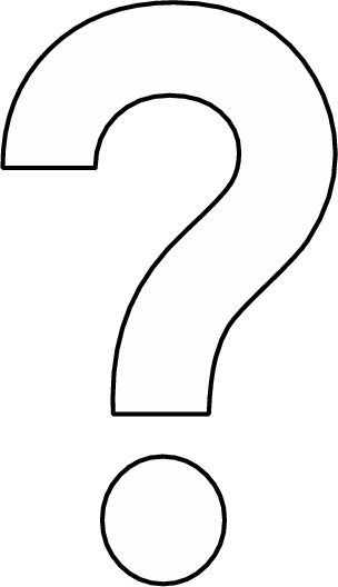 graphic regarding Printable Question Mark identified as Surprise Coloring Pictures - Opposite Glance