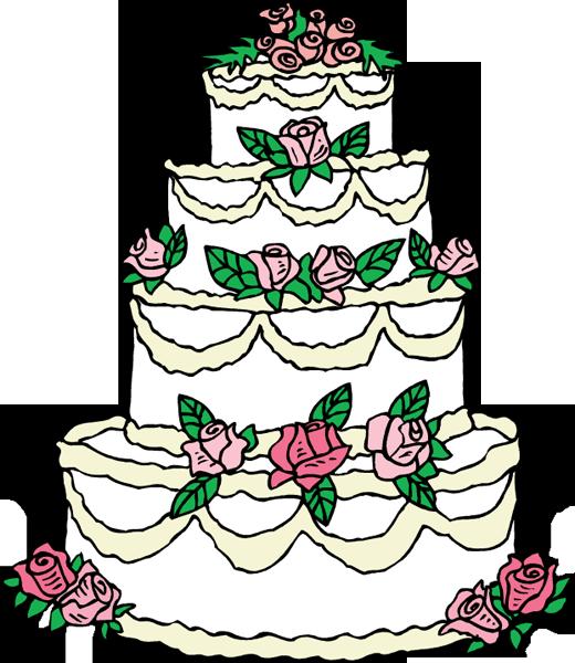 wedding cake clip art   clipart best