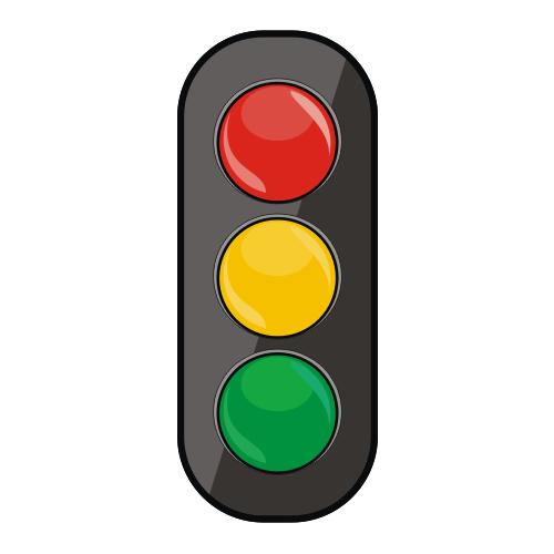 Traffic Light Icon - ClipArt Best
