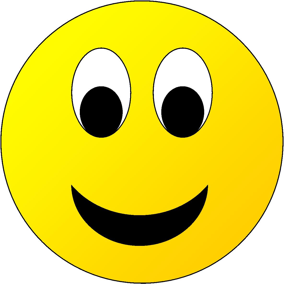 Free Printable Smiley Faces - ClipArt Best