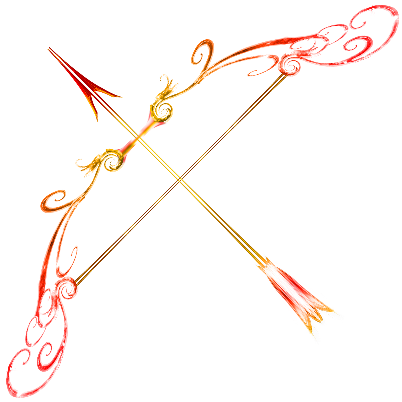 Pictures Of Bows And Arrows - ClipArt Best