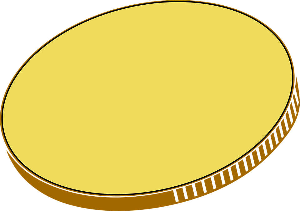 Many Cartoon Gold Coins - ClipArt Best