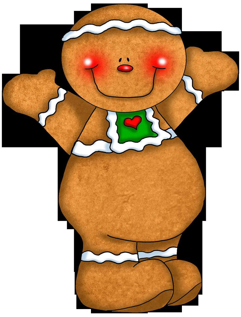 Gingerbread House Clip Art - ClipArt Best