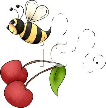 32+ Bee Buzz Trail Clipart