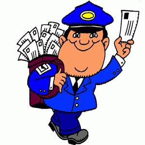 Mailman Clipart - ClipArt Best