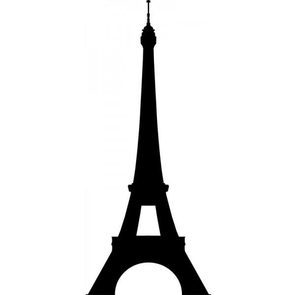 Eiffelturm SILHOUETTE - ClipArt Best