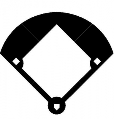 Image Of Baseball Diamond - ClipArt Best