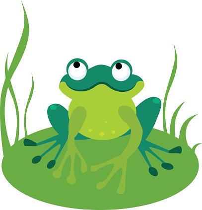 Frog Vector - ClipArt Best
