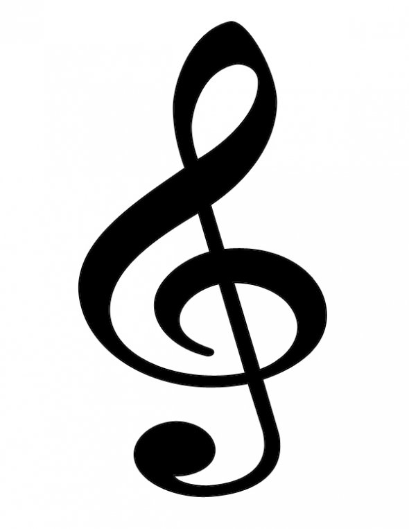 Treble Clef Tattoo Pictures - ClipArt Best