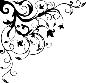 33 Black Swirls Free Cliparts That You Can Download To Computer