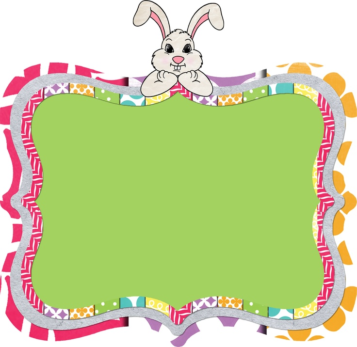 Free Clip Art Religious Easter Frames And Borders ...