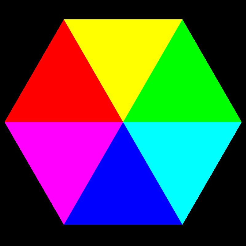 Hexagon Clip Art - ClipArt Best