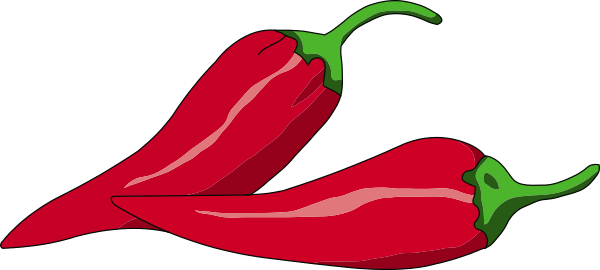 Chili Pepper Clip Art Borders Free - ClipArt Best