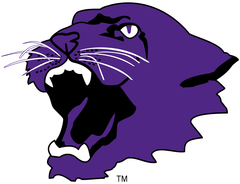 Kansas state wildcat clipart