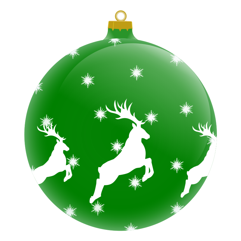 Free to Use & Public Domain Christmas Ornaments Clip Art ...