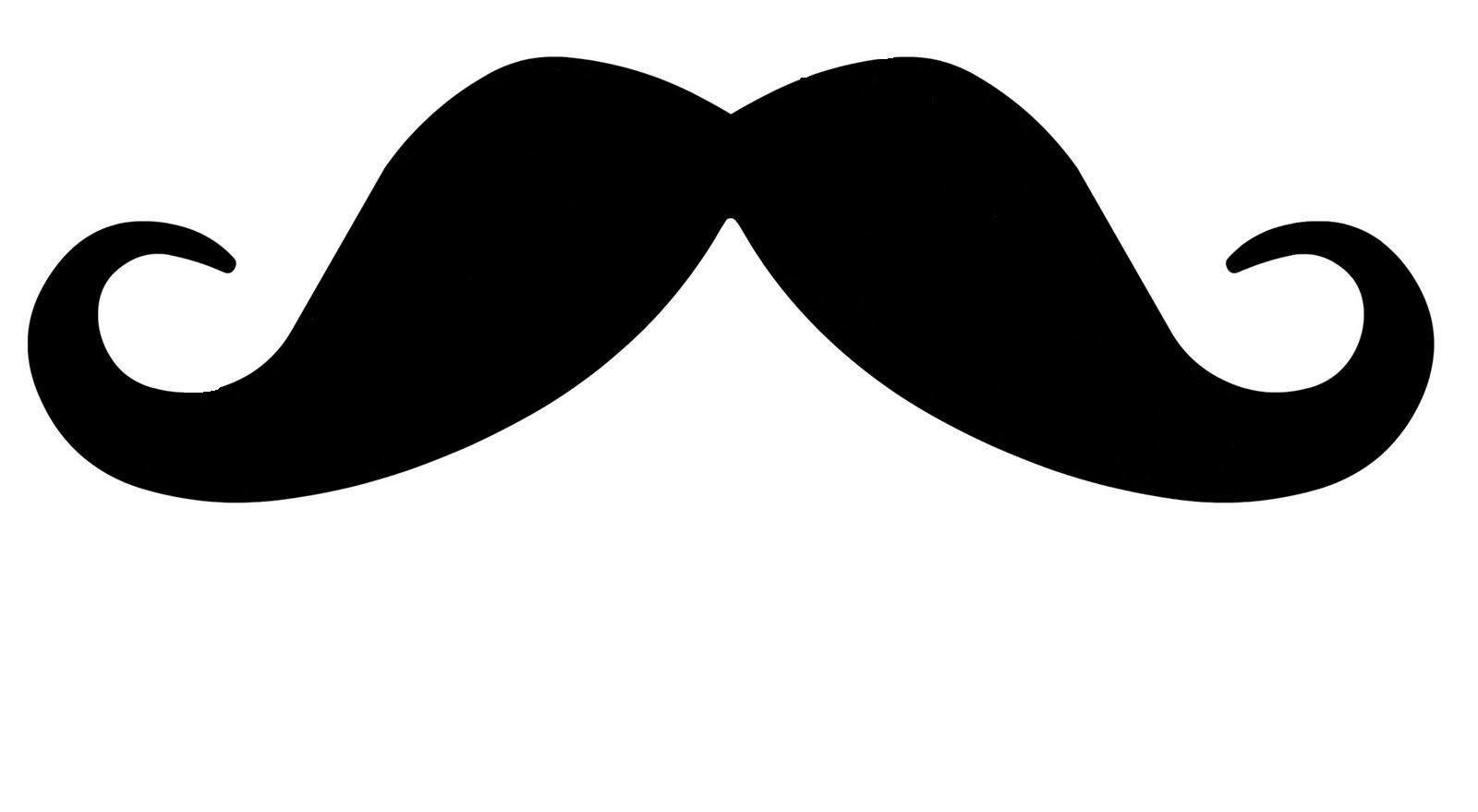 French Moustache - ClipArt Best