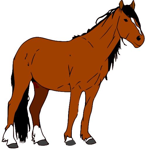 clipart horse - photo #5