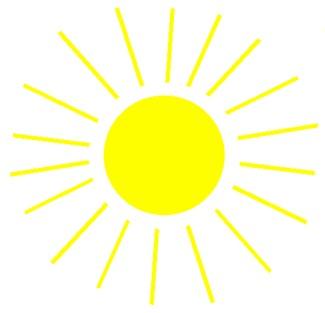 Summer Sunshine Clipart - ClipArt Best