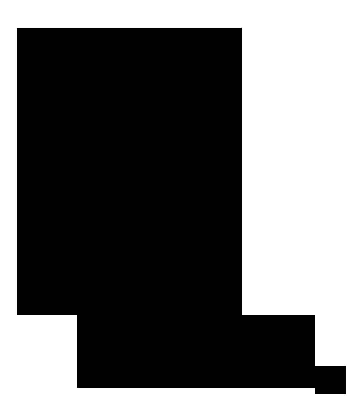 Sitting Black Cat Silhouette - ClipArt Best