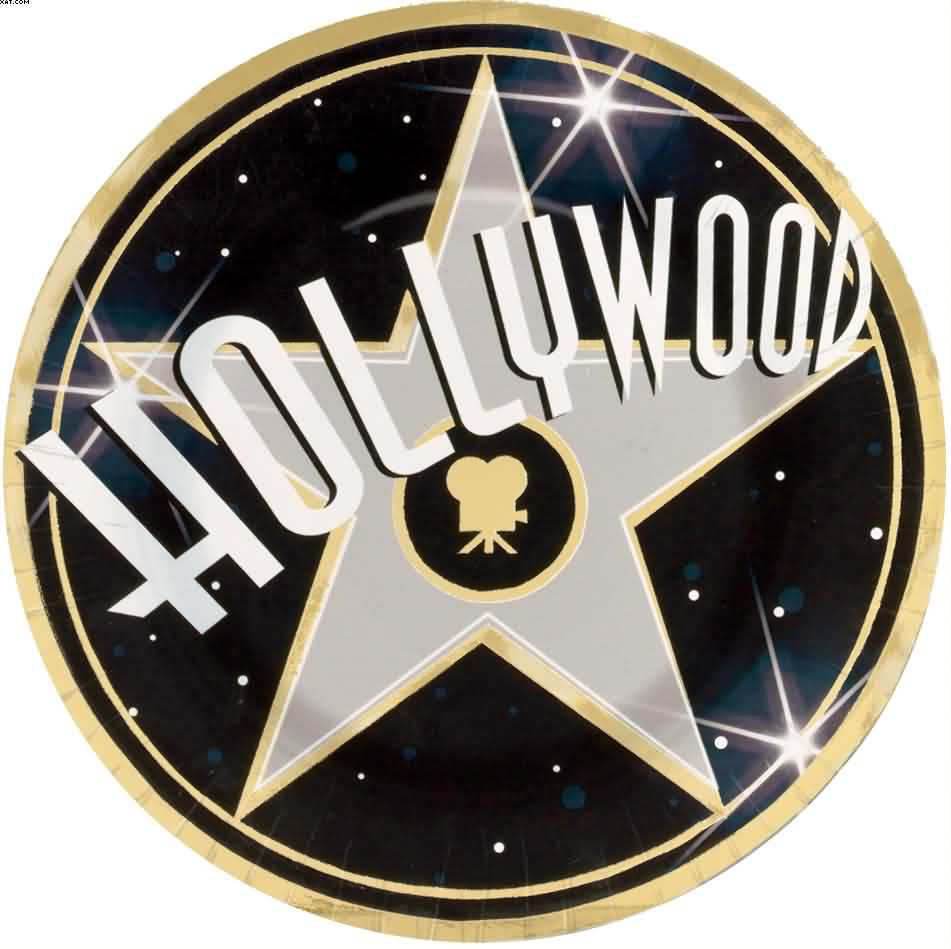 vintage hollywood clipart - photo #1