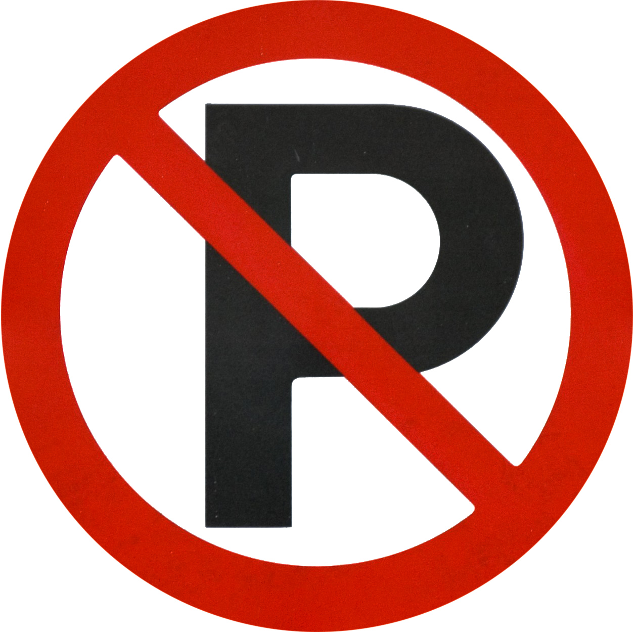 This is a photo of Unusual Printable No Parking Sign
