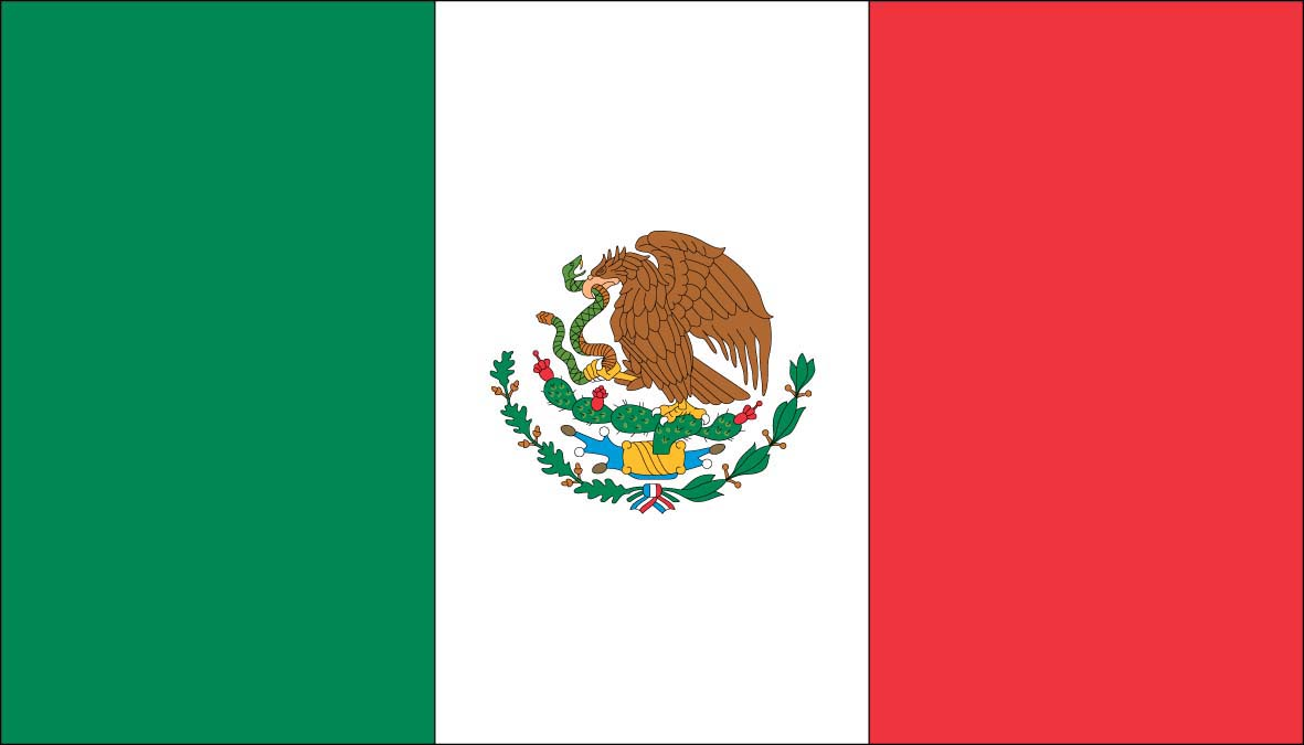 Mexican Flag Clip Art - Free Clipart Images - ClipArt Best - ClipArt ...