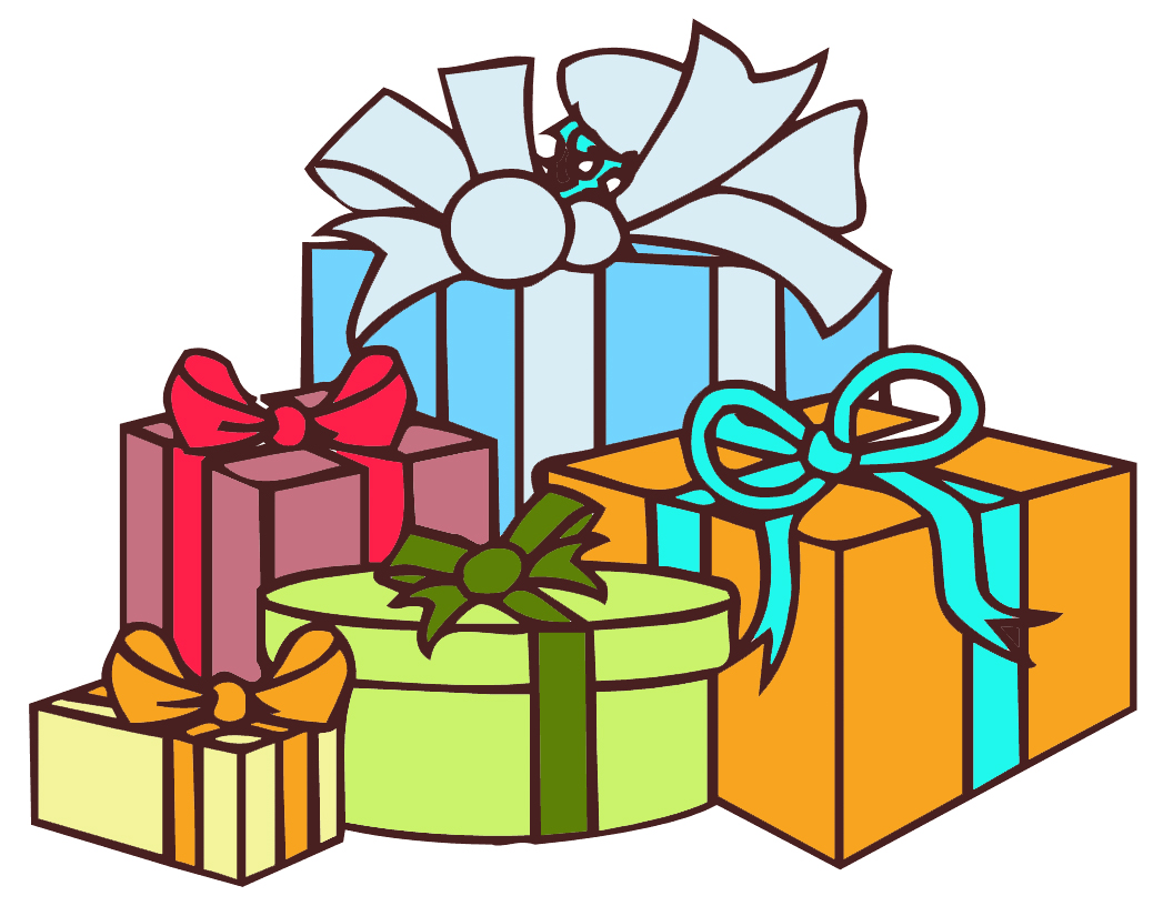 Clipart Gifts - ClipArt Best