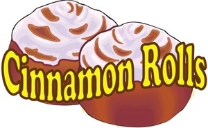 Cinnamon Rolls - ClipArt Best