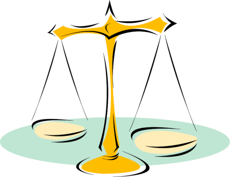 A Balance Scale - ClipArt Best