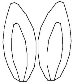 Clip Art Bunny Ears Clipart bunny ears clipart best headband clip art best