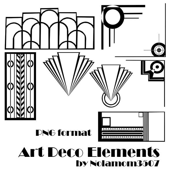 Art Deco Art Clipart Best