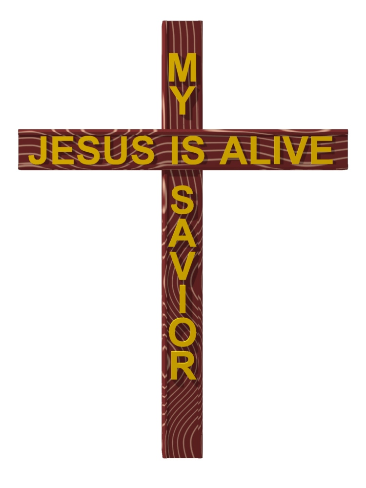 Clipart Of Jesus On The Cross - ClipArt Best