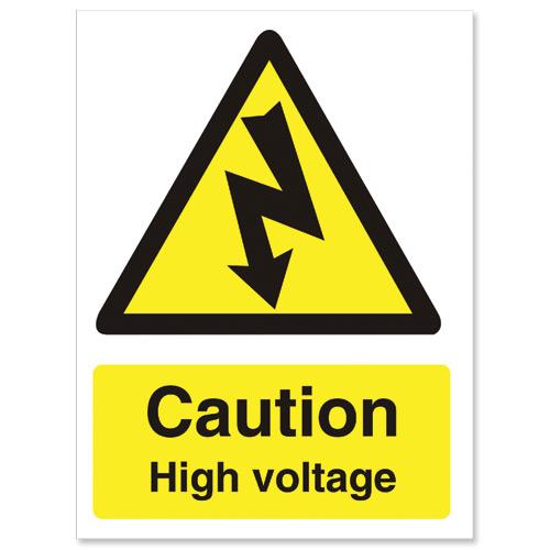 High Voltage Computer : Caution high voltage clipart best
