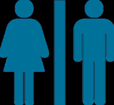 Restroom Symbols Vector Restroom Other Vector
