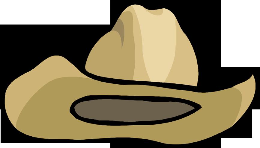Cowboy Hat Images Clip Art Free Hat Clip Art