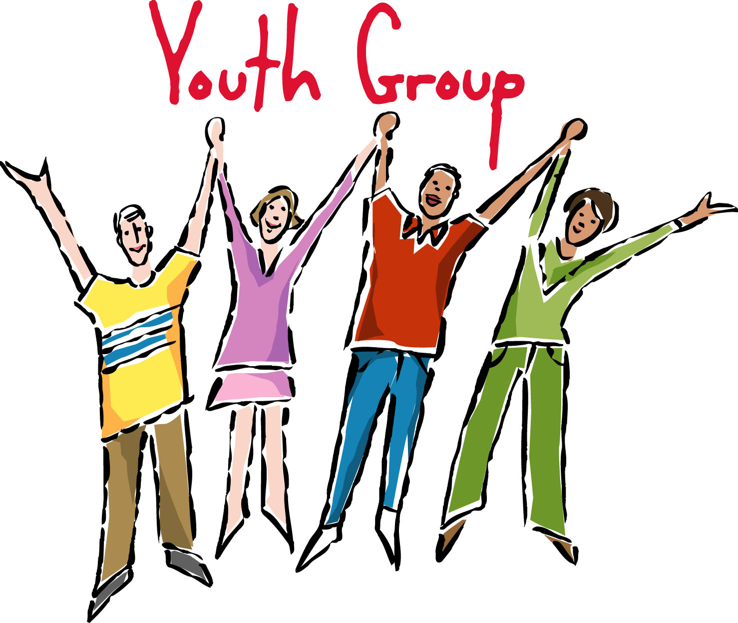 Youth Ministry Clipart - ClipArt Best