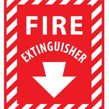 Safety Signs - Exit & Fire Safety - Fire Extinguisher Signs ...